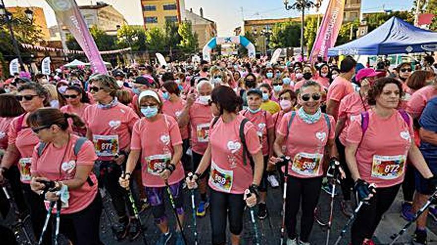 La recaudación total de la Run Cáncer Gandia alcanza los 12.695 euros
