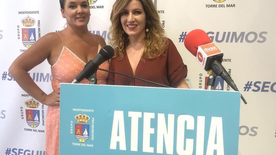 Dos ediles del GIPMTM renuncian a sus actas en Vélez-Málaga