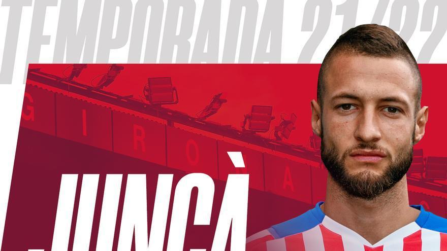 El Girona confirma el retorn de David Juncà