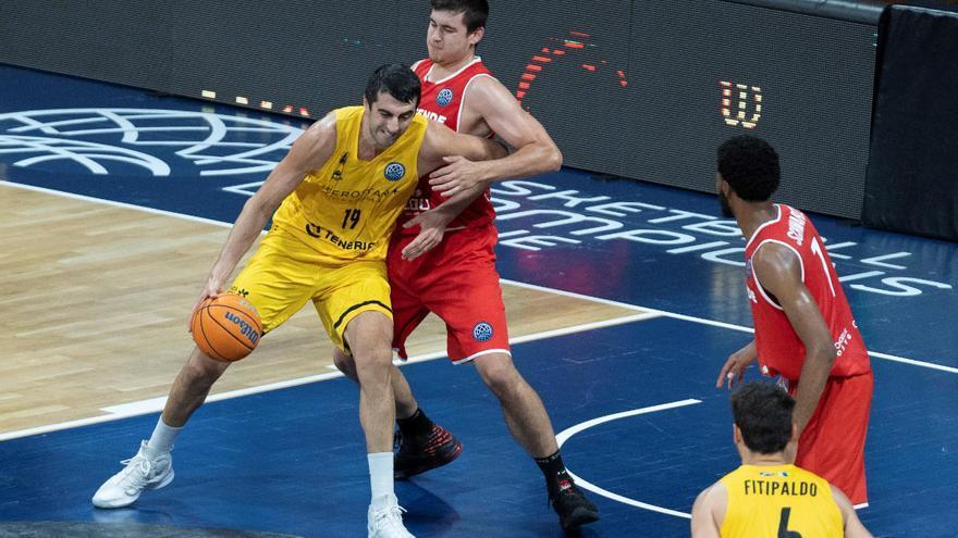 El Iberostar Tenerife se mete en la Final a 8 de Atenas