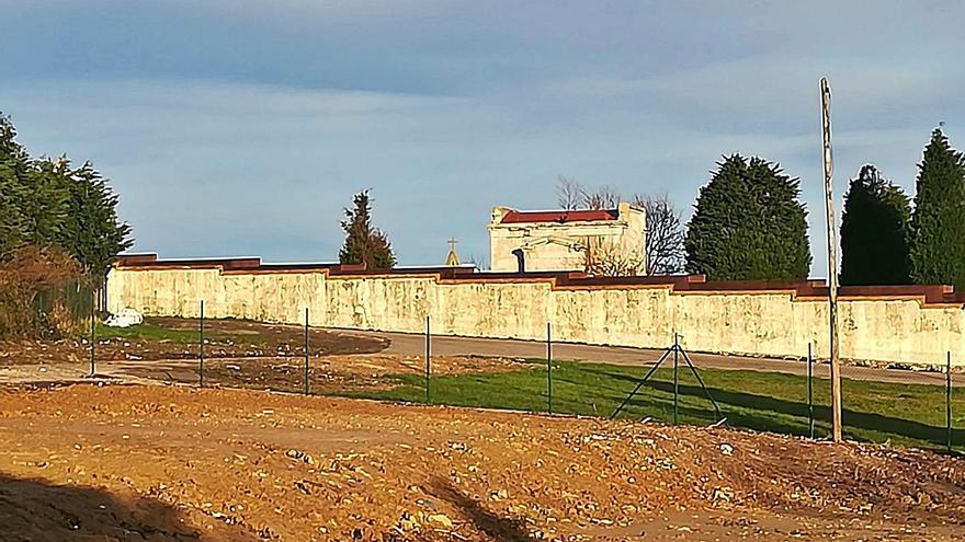 La demolición del poblado de chabolas de Piñeres, en Candás, costó 45.900 euros