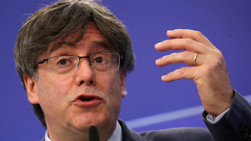 Kataloniens Ex-Premier Puigdemont auf Sardinien verhaftet