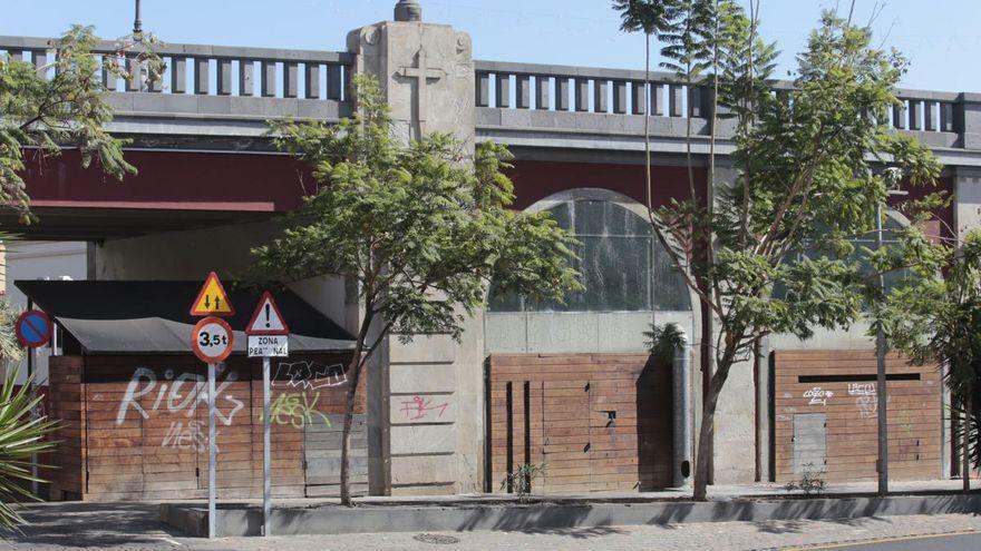 Santa Cruz iniciará el lunes el derribo de los Arcos de La Noria