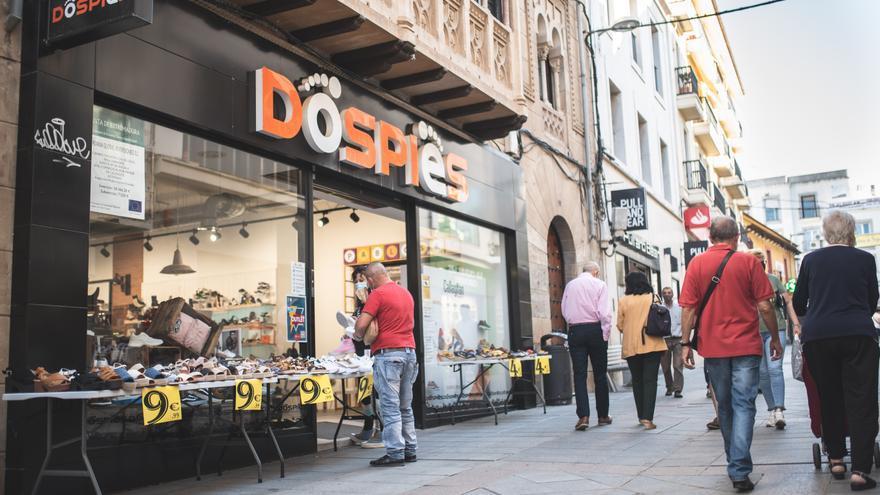 El outlet urbano registra un 60% más de participación y subida de las ventas