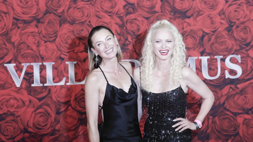 Frauenpower bei der Opening-Gala der Villa Remus