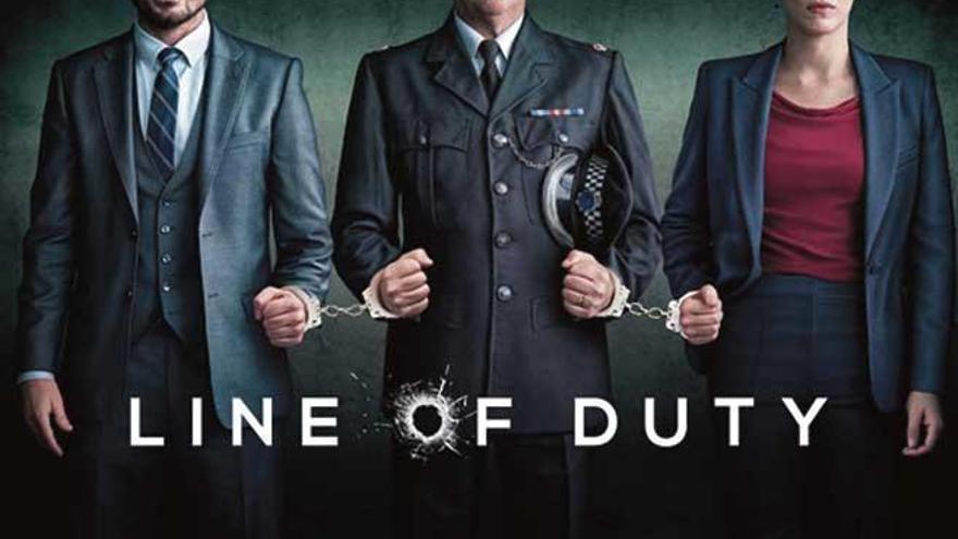"""""""Line of duty"""" tiene la tensión muy alta"""