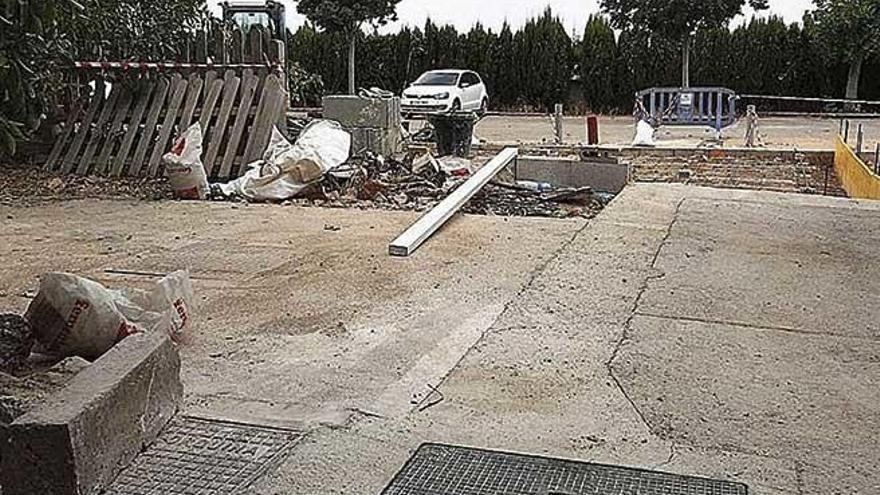 Cort destina 57.000 euros a mantenimiento y mejoras en Son Reus