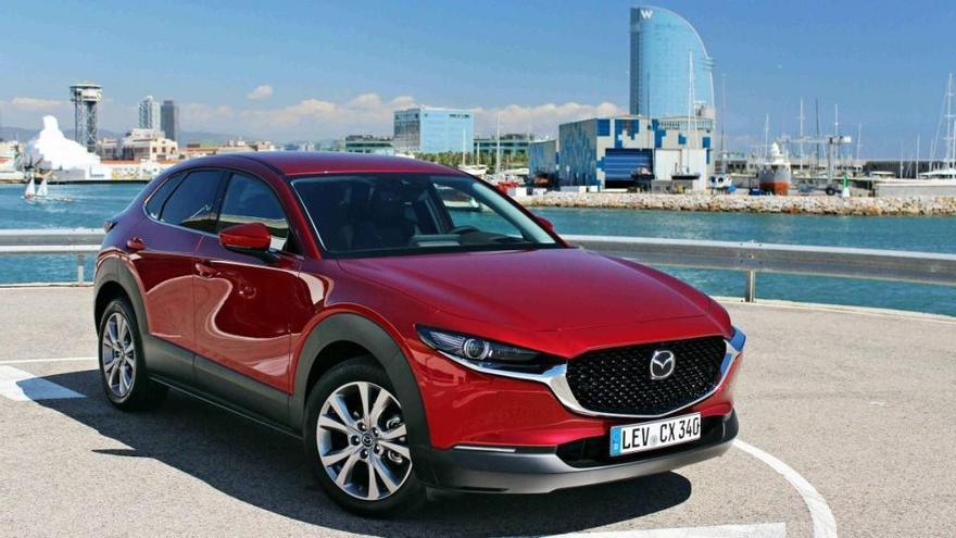 Primera prueba del Mazda CX-30 2019