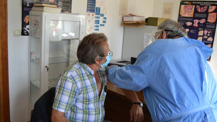 Sanidad espera que lleguen a Zamora más vacunas de gripe para menores  de 65 años
