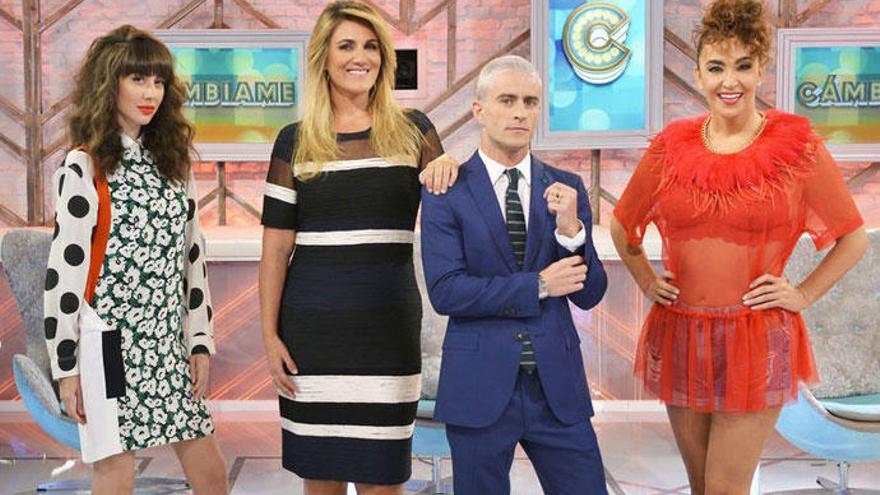 Telecinco desmiente el adiós definitivo de 'Cámbiame'