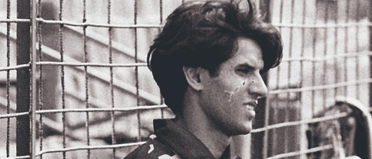 Miguel Ángel Valerón.     ARCHIVO LA PROVINCIA