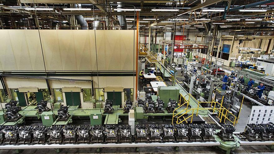 El miedo a la falta de chips lleva a Ford a ajustar su producción semanalmente