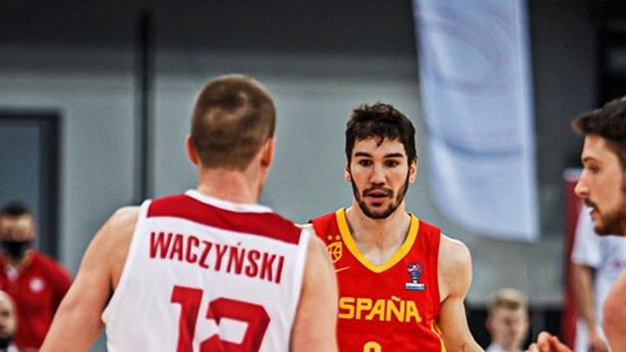 Brizuela, Jaime y Guerrero ganan a la Polonia de Waczynski