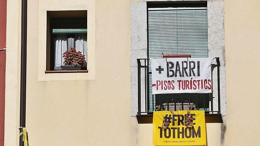 Airbnb qualifica de «pas endavant» el nou decret de turisme de la Generalitat