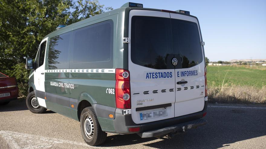 Investigado en Salamanca por conducir ebrio y sin carné, y tras un accidente, abandonar a dos heridos