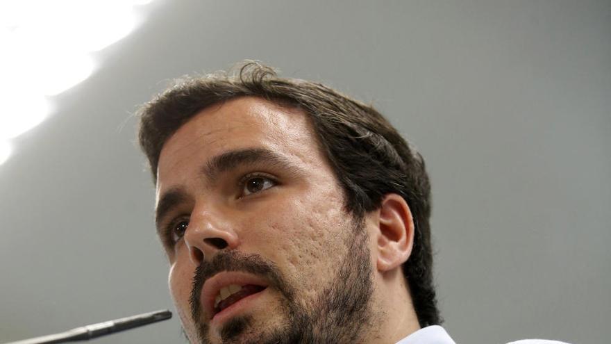 Alberto Garzón estará en Murcia para la Asamblea de IU