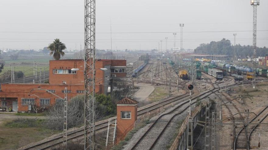La macrobase militar, clave para la puesta en marcha de la autopista ferroviaria