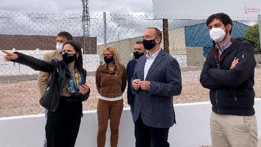 Certifican el derribo del Grupo B de Almassora sin concretar el futuro del solar