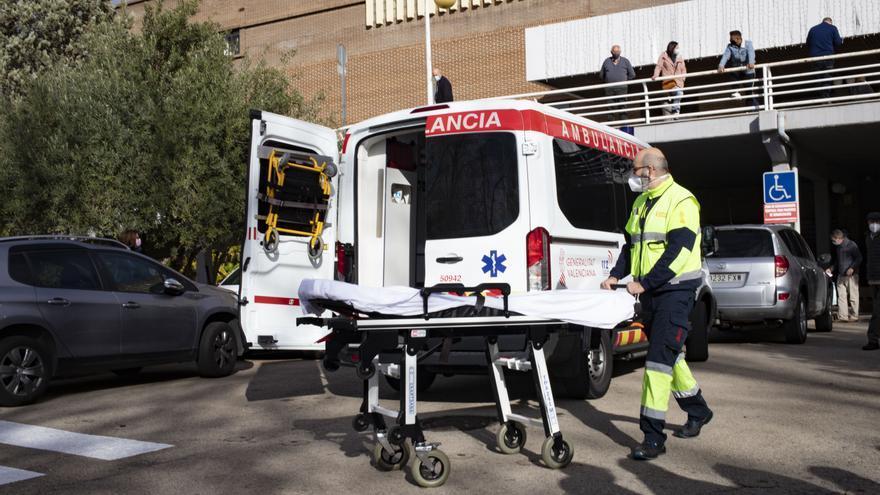 96 muertos y 9.810 nuevos contagios, máximo histórico en la Comunitat Valenciana