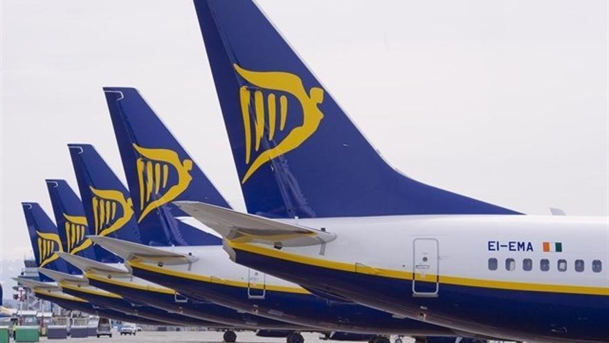 Ryanair conectará València y Málaga