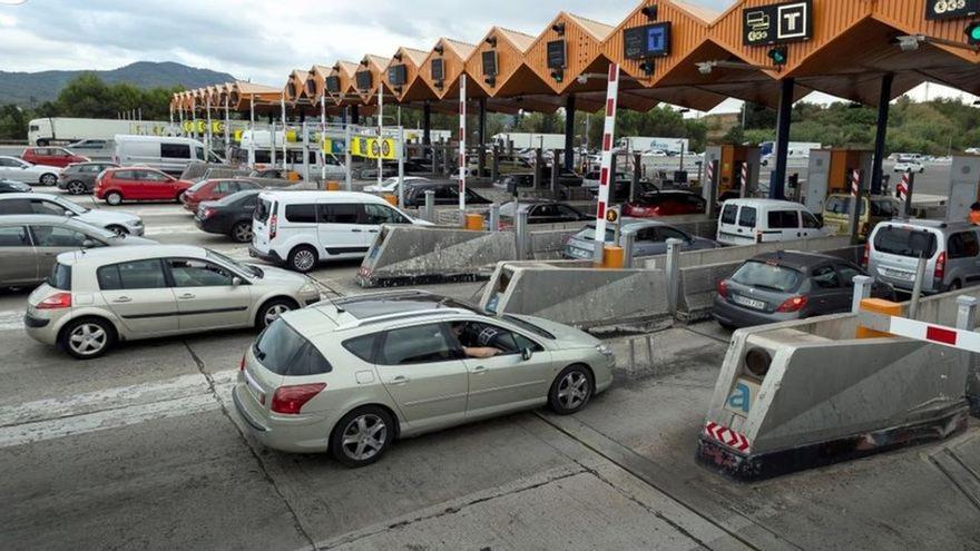 ¿Quién no pagará en los peajes de las carreteras españolas en el año 2024?