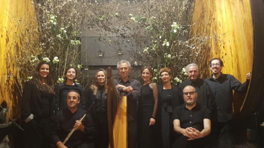 'Músicas del Arco Atlántico', de la Orquesta Céltica Asturiana