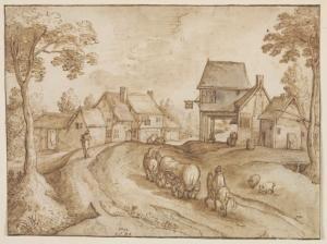 Hans Bol (1543-1593)
