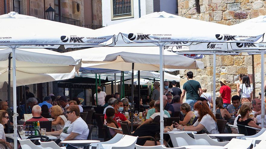 "Turismo en Zamora: ""Este verano está siendo brutal"""