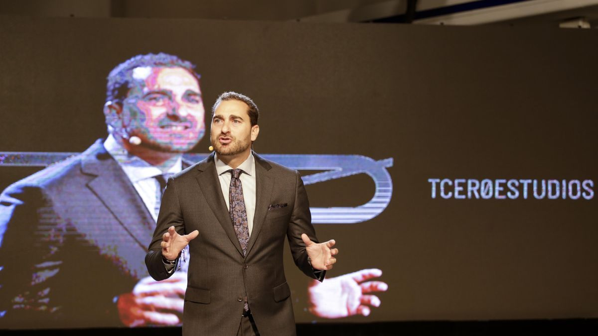 Juan Francisco Zambudio, presidente de TCero Estudios