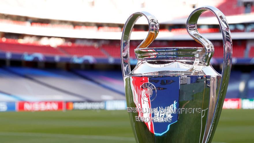 La Champions valora un cambio de formato con 36 equipos desde 2024