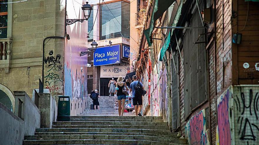 El Ayuntamiento dispone de un estudio topográfico sobre la Costa del Teatre