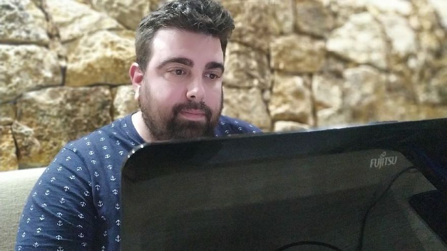 Abraham Fernández, nuevo coordinador de Cs en Almoradí