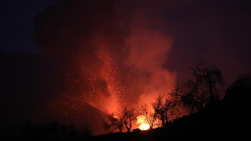 El Estado declara Zona Afectada por Emergencia de Protección Civil a La Palma