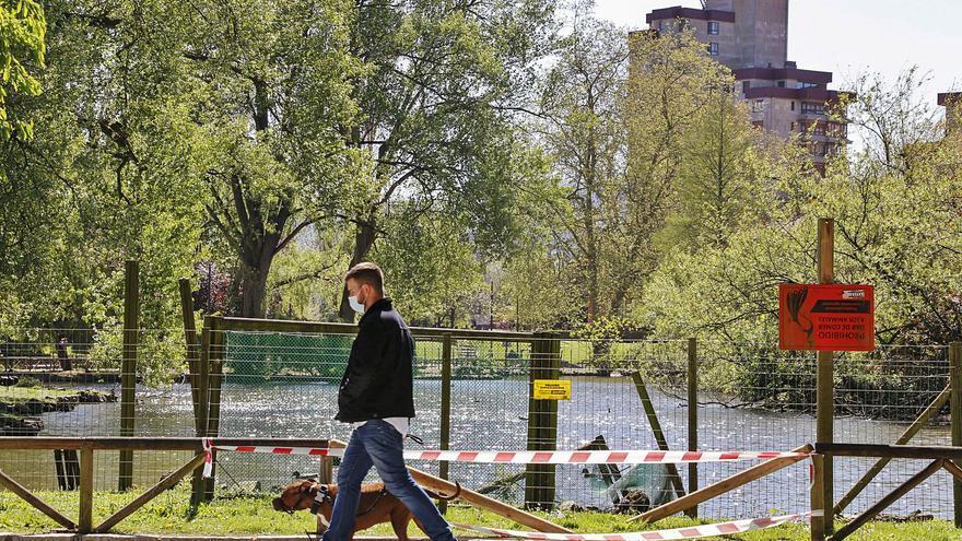 Las mejoras en Isabel la Católica empiezan por barandillas, jardines y edificaciones