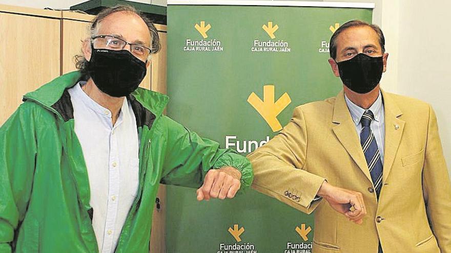 Fundación Caja  Rural patrocina las jornadas del algarrobo