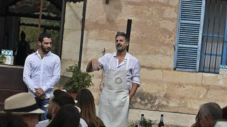 Santi Taura y Rosa Blanca, una apuesta por la cocina basada en el sabor del mar