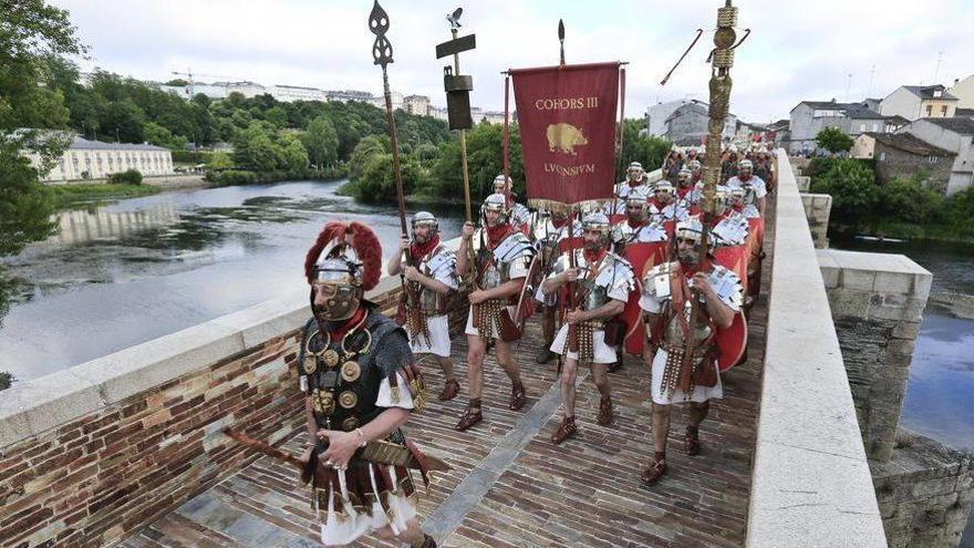 El Arde Lucus, Fiesta de Interés Turístico Nacional