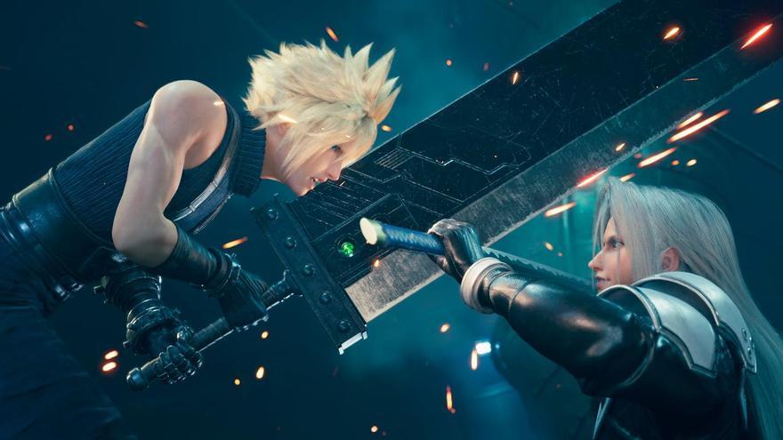 Anunciada una versión ampliada y mejorada de 'Final Fantasy VII Remake' para PS5