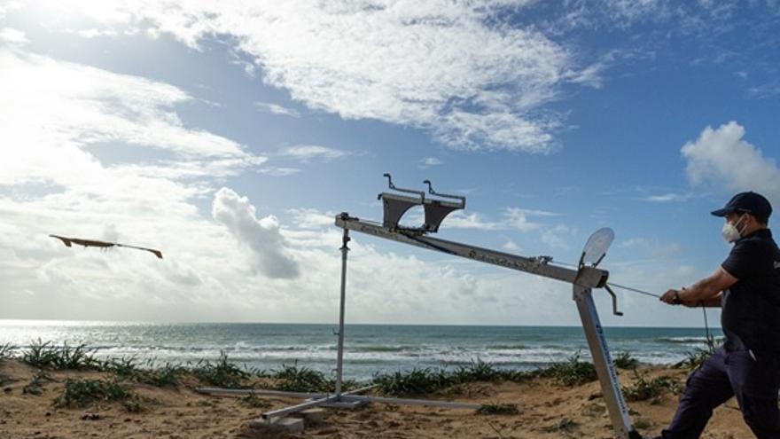 Marine Instruments ensaya con éxito su dron para barcos de Defensa