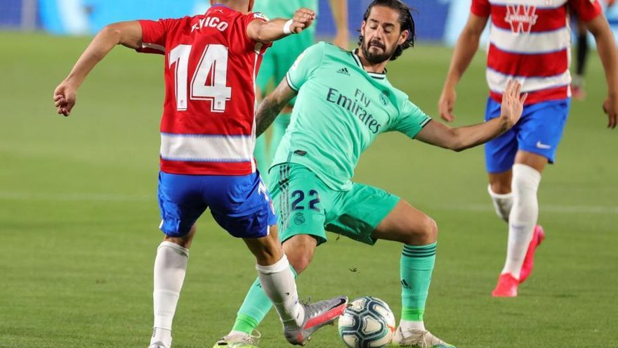 LaLiga Santander: Granada - Real Madrid