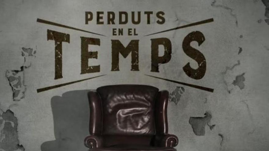 'Perduts en el temps', amb la figuerenca Anna Bertran, comença la tercera temporada aquest dimarts