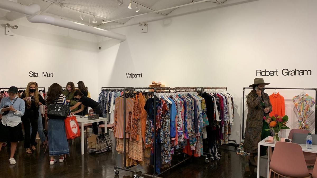 La moda española gana impulso en Estados Unidos pese a la pandemia.