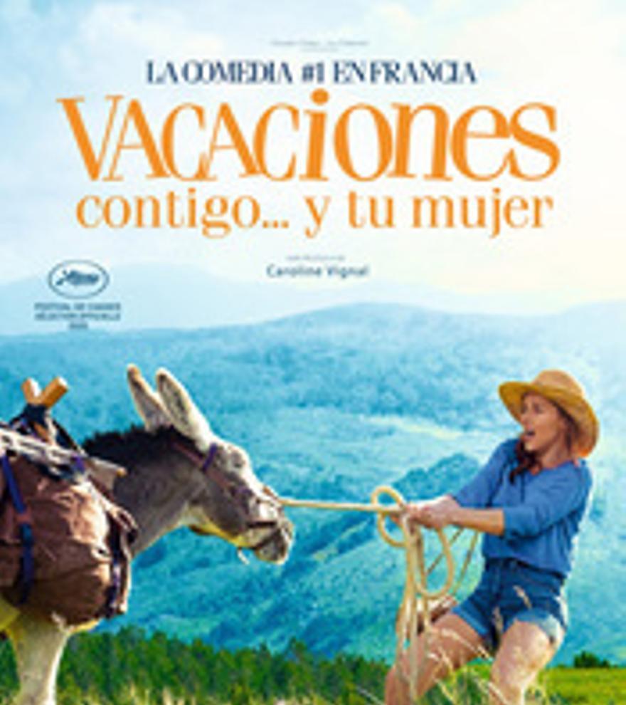 Vacaciones contigo y tu mujer