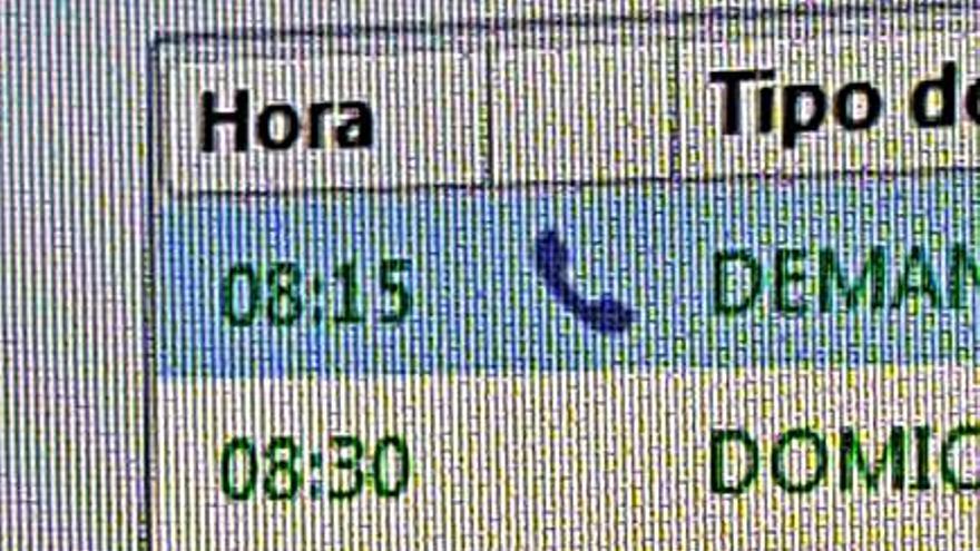 El IB-Salut otorga citas de un minuto para atender a los pacientes del médico de cabecera