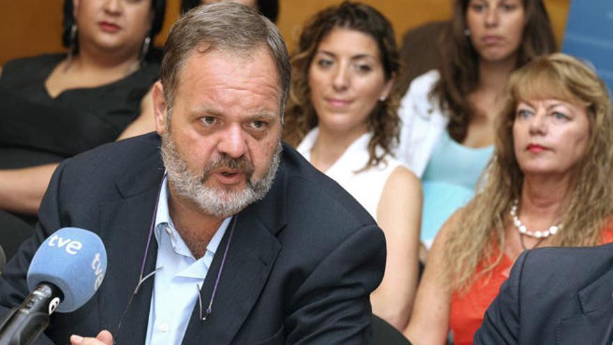 """Bañolas: """"CC gobernará en Canarias y debería hacerlo también en Gran Canaria"""""""