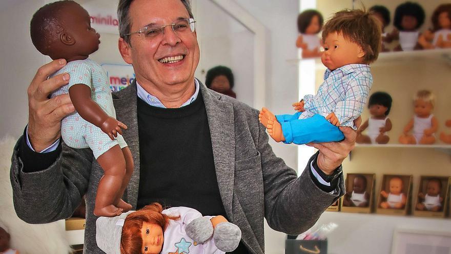 Rafael Rivas: «El juguete tiene que ser esencial por su aportación a la educación de los niños»