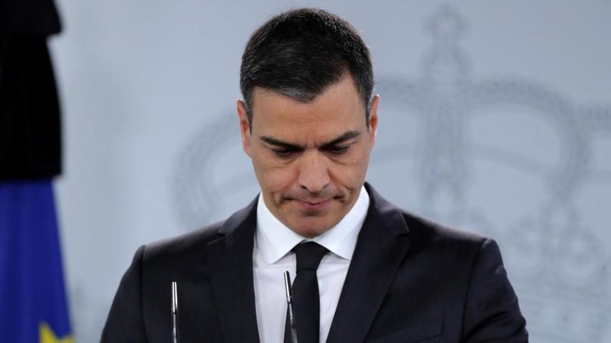 Sánchez dice que Marlaska cuenta con su apoyo