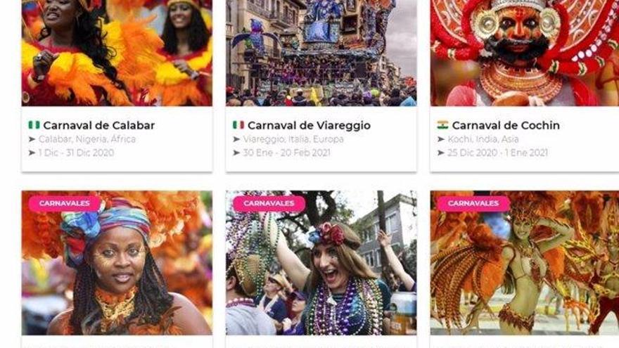 Carnavales online, ¿la salvación para 2021?