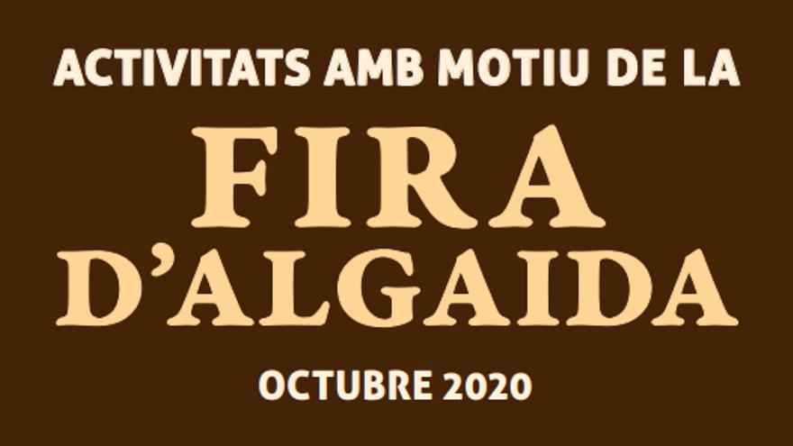 Fira d'Algaida - 23 d'octubre