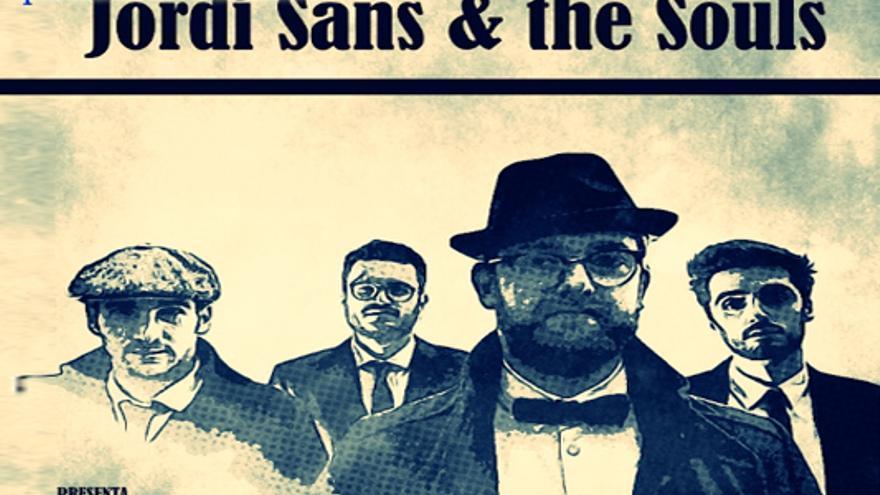 Jordi Sans&the Souls. Jazz Noir
